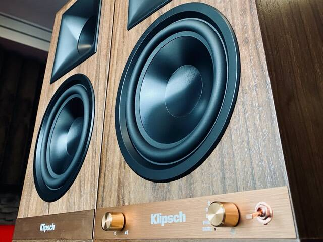 Aktywne monitory Klipsch The Sixes