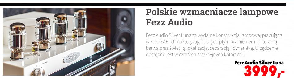 Fezz Audio Silver Luna