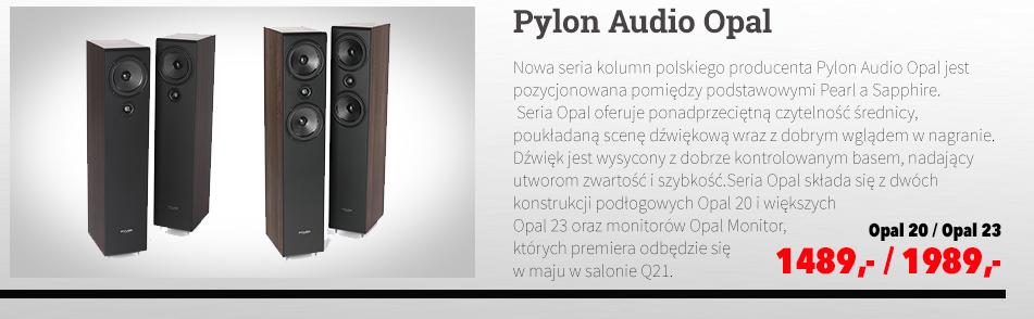 Pylon Audio Opal