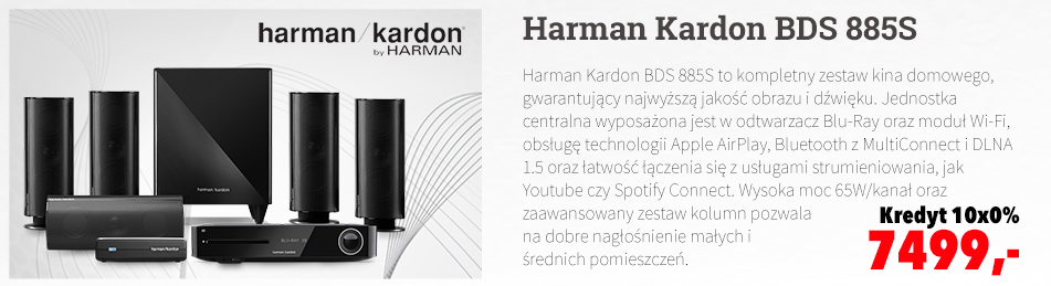 Harman Kardon BDS 885S