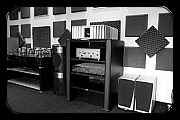 Salon Q21 - sala odsłuchowa